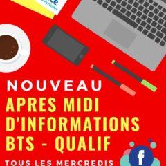 Après midi d'information BTS à Toulouse