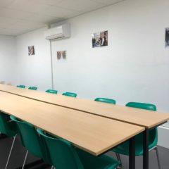 Salle de classe / réunion