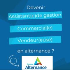 Groupe Alternance Toulouse Albi découvrez nos offres emploi en alternance entreprises partenaires